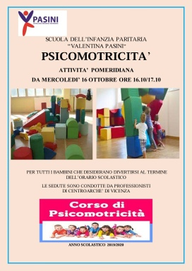 manifesto psicomotricità